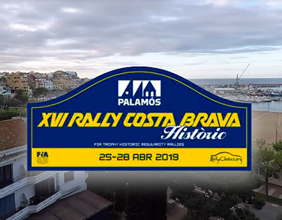 Rally Costa Brava Històric 2019