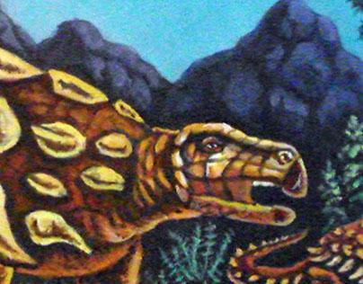 Edmontonia Painting