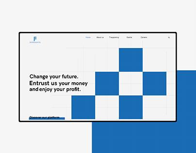 FinPiemonte | Visual & UX