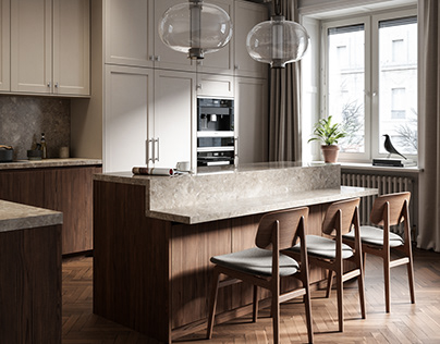 APARTMENT IN CENTRAL STOCKHOLM