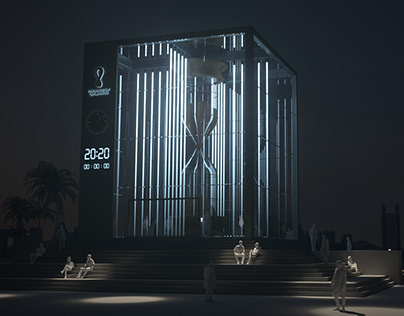 Countdown installation