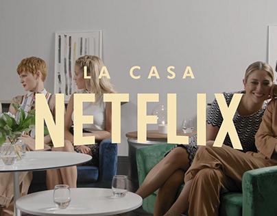 La casa Netflix / Video
