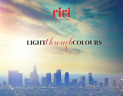 Light Through Colours [Menabò Group]