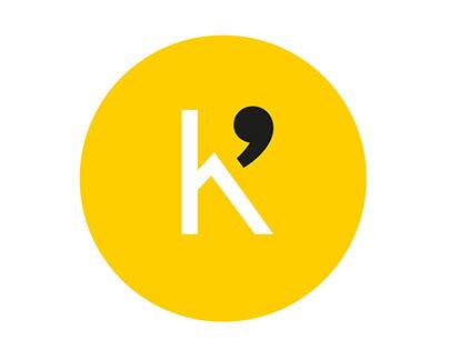 Logo: KOMMA