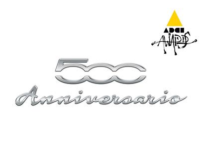 Radio Fiat 500 Anniversario