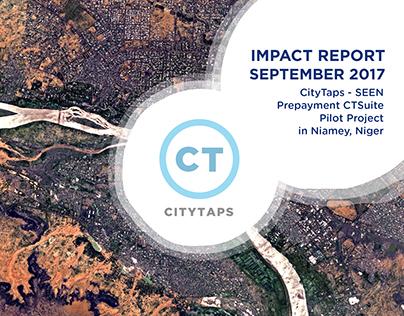 CityTaps Impact Report 2017