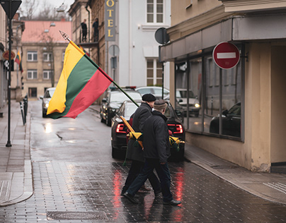 Independence Day of Lithuania March 11