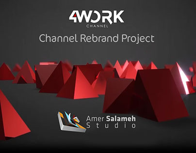 4Work Channel Rebrand Project