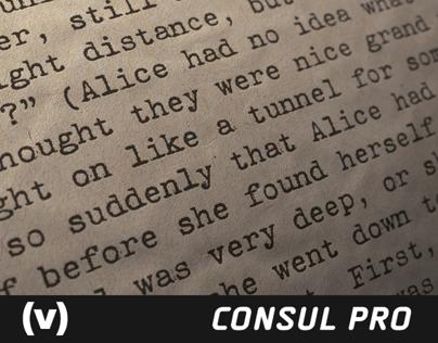 Consul Typewriter Pro™