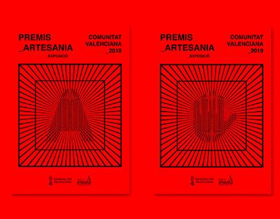 Imagen gráfica Premis d'Artesanía 2019