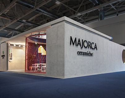 Stand design atCersaie 2019   Majorca