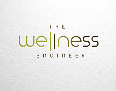 Logo design for Wellness engineer