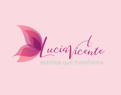 Branding Lucia Vicente Estética