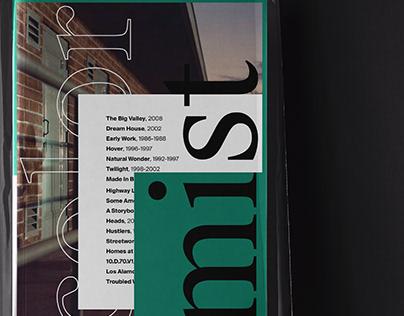 Color Mist - Catalogue d'exposition & Interviews