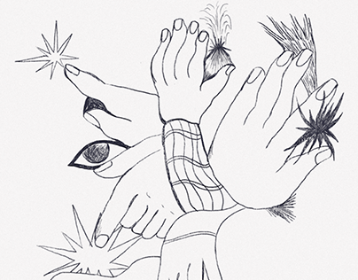 intuitive drawing explorations ✵