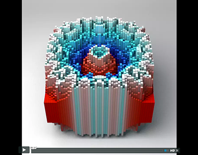 Early 3D Experiments
