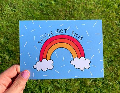 Positivity Postcards