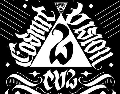 Cartazes Cosmic Vision