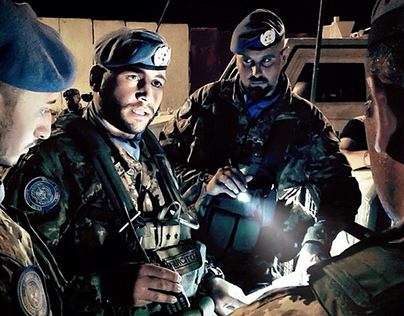 Esercito Italiano 'Lebanon Media Tour' [Digital PR]