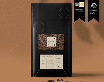 Café Studio | Visual identity