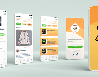 """Proyecto App """"Good Deal"""""""