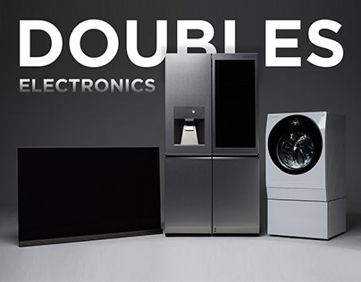 "Online electronics store ""Doubles"""