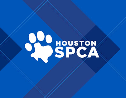 Houston SPCA Branding