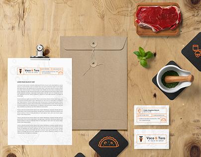 Vaca & Toro Branding Identity