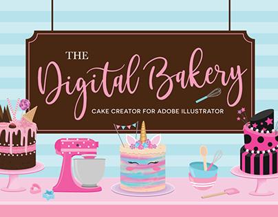 The Digital Bakery for Adobe Illustrator