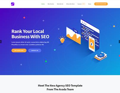 SEO Ajency Wordpress Website