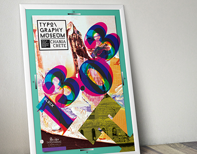 Typography Museum poster