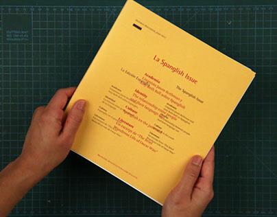 La Spanglish Issue Magazine/Data Visualization