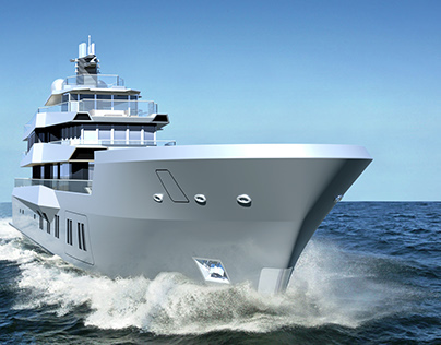 50m Superyacht Project REACH