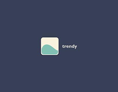 Trendy - Mobile Trivia App