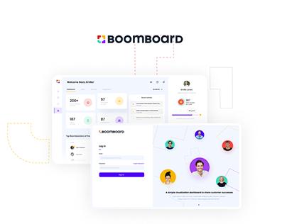 Boomboard UI/UX