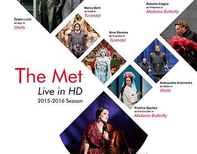 The Met: Live in HD - Flim Poster