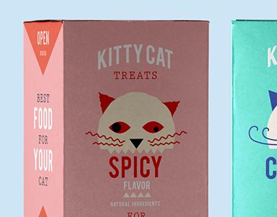 Kitty Cat Treats