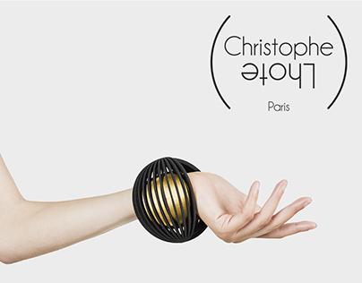 Packshot : Bijoux Christophe Lhote