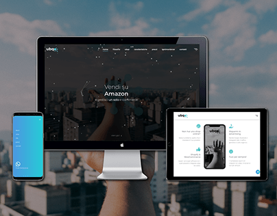 🔥 Web design & branding | e-commerce platform