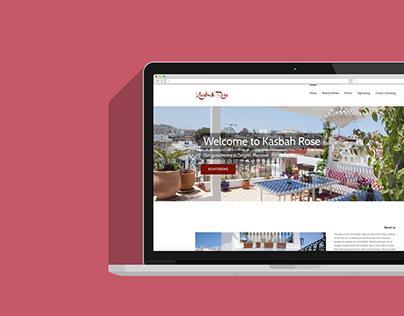 Website | Kasbah Rose