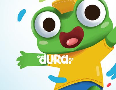 Design Mascot: Dura
