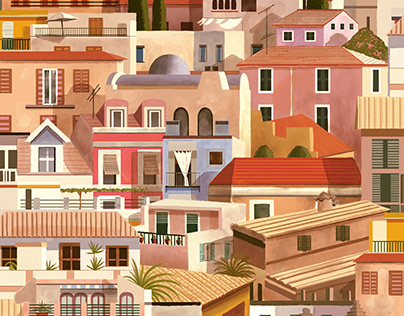 mediterranean houses rapport
