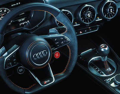 2017 Audi TT RS Roadster Interior
