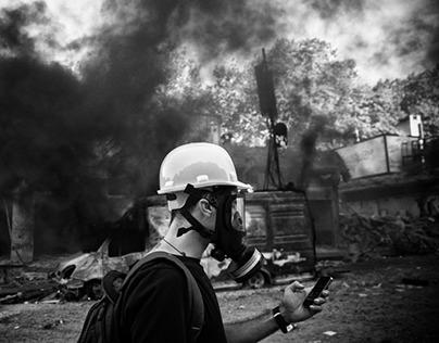#occupygezi: Gezi Park Protests 2013