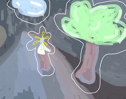 weren't everything mushroom