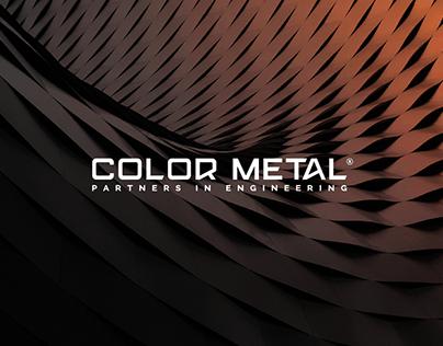 Color Metal - Branding