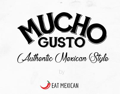 Mucho Gusto - Branding & packaging