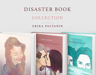 """""""Disaster"""" Book Collection"""