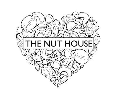The Nut House, logo design