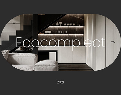 Ecocomplect - redesign 2021